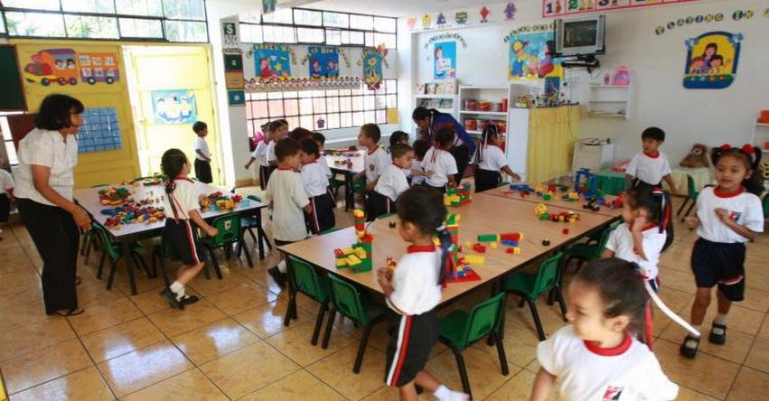 MINEDU: Más de 5 mil docentes de educación inicial estarán bajo la lupa desde el 17 de Julio - Evaluación de Desempeño Docente 2017 - www.minedu.gob.pe