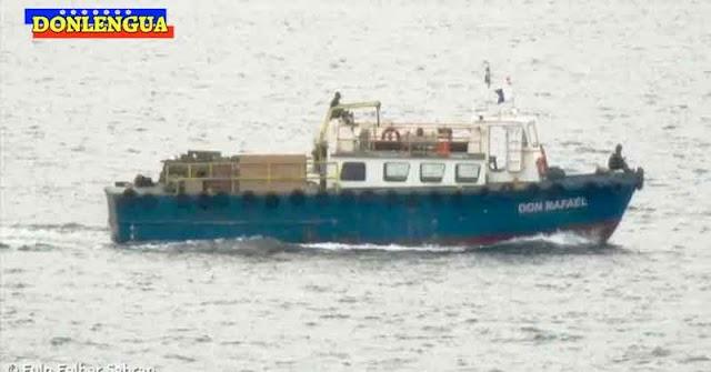 OTRA TRAGEDIA   Barco pesquero con 25 personas a bordo desapareció en Los Roques