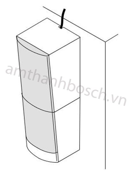 Loa hộp LB1-UW12-D1