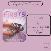 Firsts by Laurie Elizabeth Flynn  a quick review on Reading List
