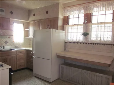 kitchen of Authenticated Sears San Jose at 2324 120th Place, Blue Island, Illinois