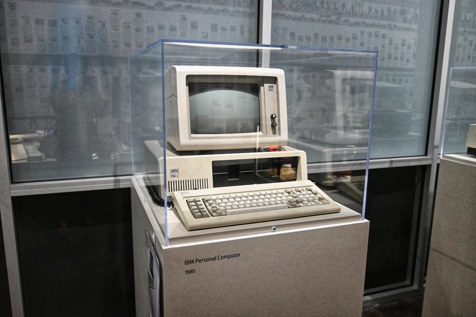 IBM Personal Computer 1981