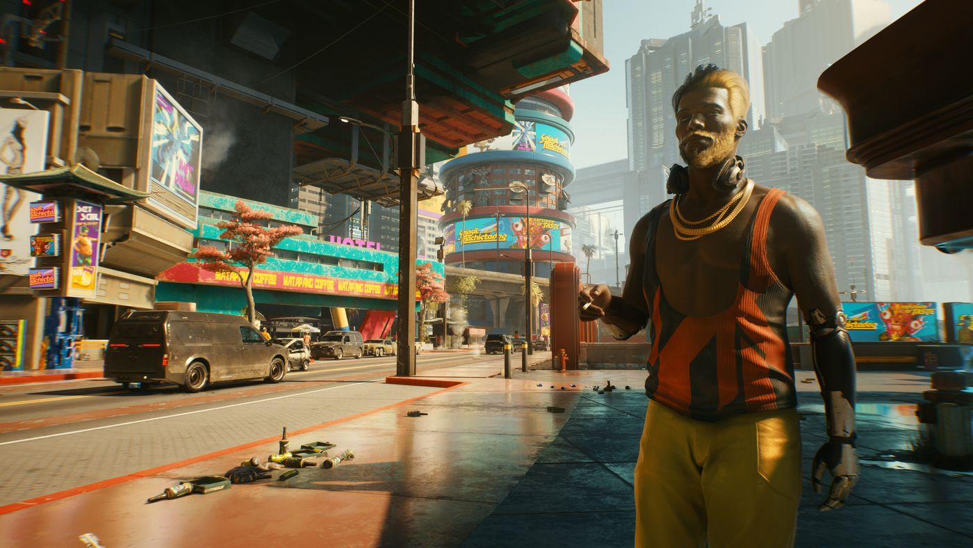 How to increase street respect in Cyberpunk 2077