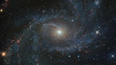 HD Spiral Galaxy Wallpaper, Stars, Space, Universe