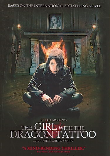 1. The Girl with the Dragon Tattoo (2011):