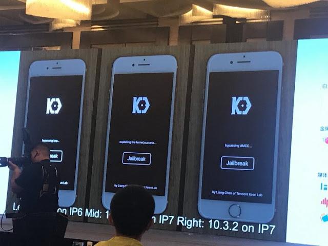 Cydia , iOS 10.3.2 , iOS 11 , Jailbreak , Jailbreak iOS 10 , Jailbreak iOS 11