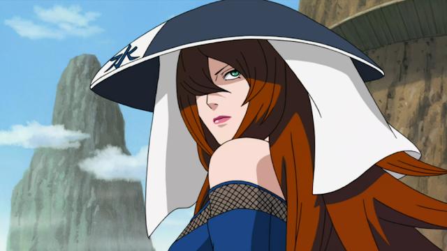 Naruto karakter - Kumpulan Foto mei terumi, fakta Mei Terumi dan Video Mei terumi