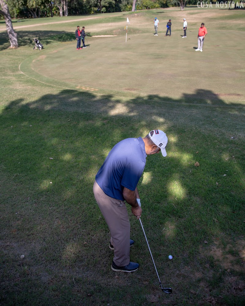 Rambagh Golf Club Platinum Jubilee celebrations 2019