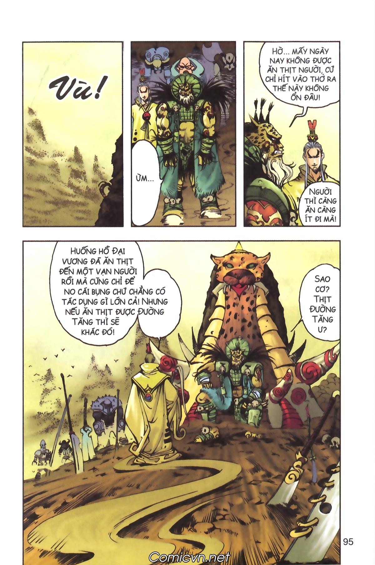 Tây Du Ký màu - Chapter 117 - Pic 5