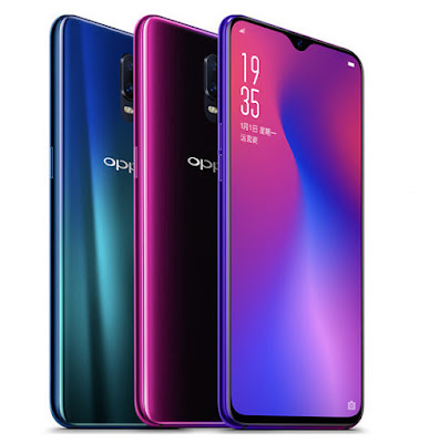 Oppo R17 goes official
