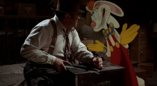 Two Guys One Movie A Day Who Framed Roger Rabbit 1988