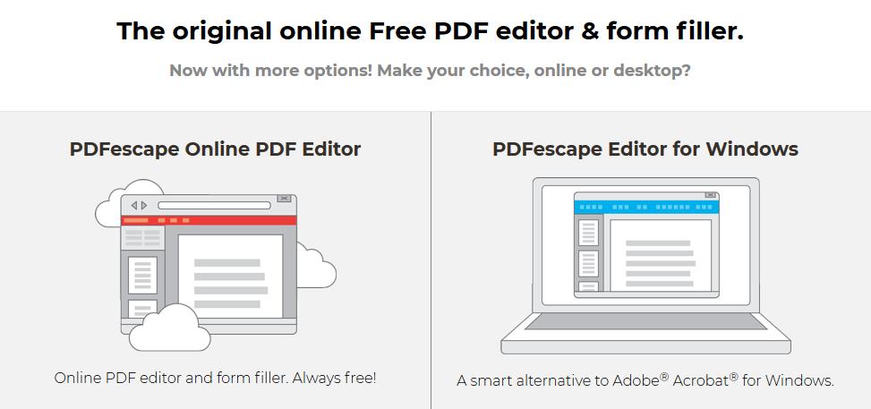 pdfescape full version free download