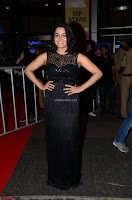 Wamiqa Gabbi in a sleeveless Black Designer Transparent Gown at 64th Jio Filmfare Awards South ~  Exclusive 038.JPG