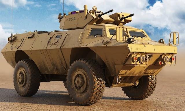 Στρατός Ξηράς: Έρχονται τα πρώτα 80 τεθωρακισμένα M1117-«Ασπίδα» σε Έβρο-Nησιά (BINTEO)