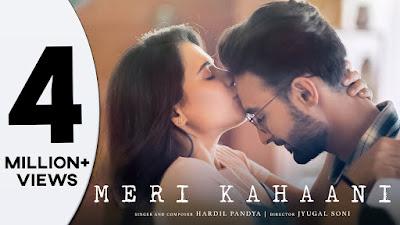 Meri Kahaani Lyrics  Hardil Pandya -