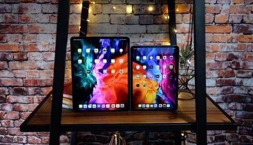 iPad Air 4 11-inch display and USB-C connectivity