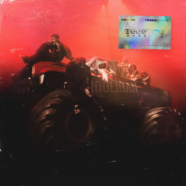 Kris Wu - Deserve (feat. Travis Scott) - Single Cover