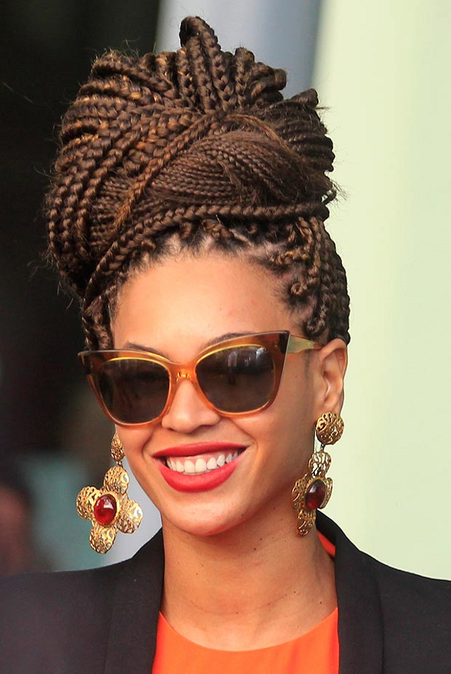 Box Braids A Good Summer Protective Hairstyle