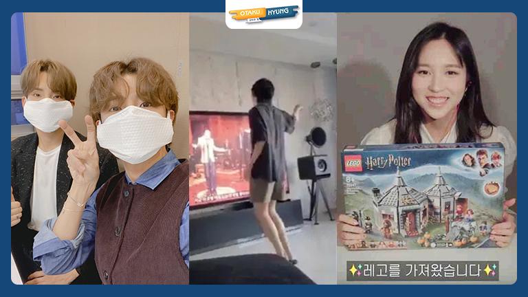 Rekomendasi 5 Aktivitas Menyenangkan ala Idol Kpop yang Bisa Kalian Coba Selama Pandemi Coronavirus