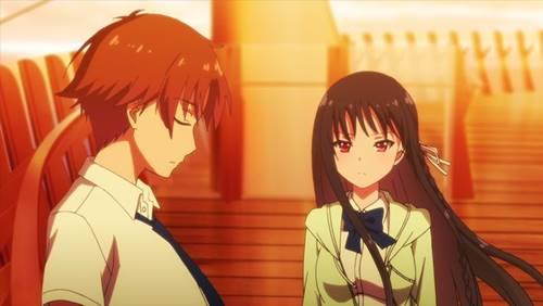Sinopsis Anime Classroom of the Elite:
