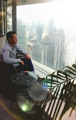 Blogger Eksis berkunjung ke kantor Google Indonesia