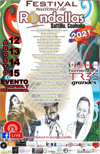 festival de rondallas 2021