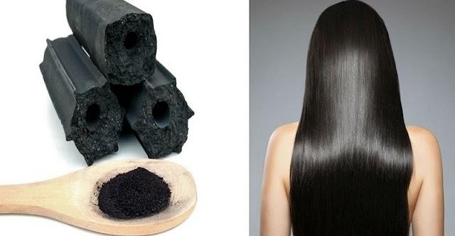 Beneficios del carbón activado para el cuidado del cabello