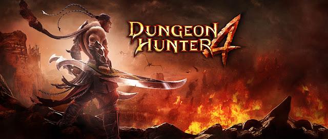 Dungeon Hunter 4 Modlu Sürüm [Anti-Ban]