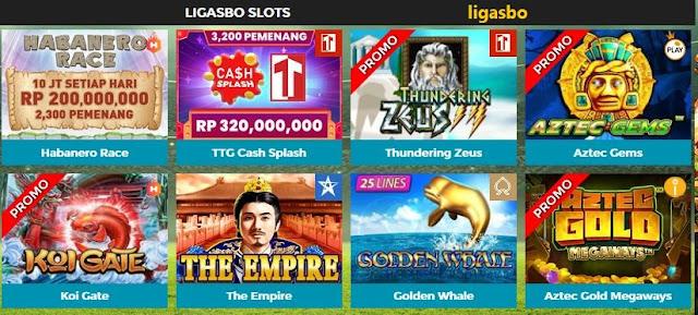 Judi Slot Uang Asli Diskon Besar-besaran: Ligasbo