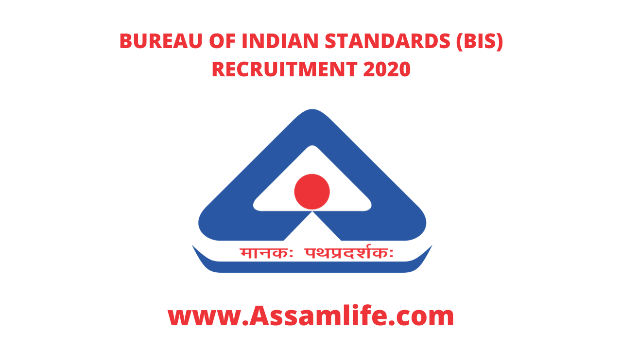 Bureau of Indian Standards (BIS) Recruitment 2020 || Apply Online