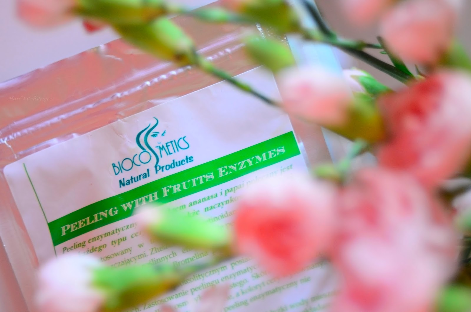 peeling | enzymatyczny | pielęgnacja | pielęgnacja cery | bromelaina | papaina | natural