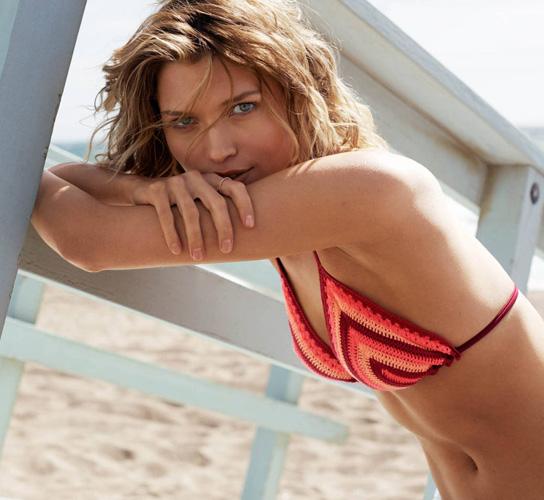 bikini crochet mujer H&M