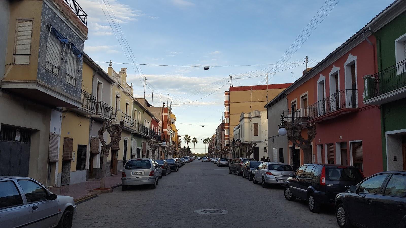 Carrer Crist Campanes, Albalat de la Ribera
