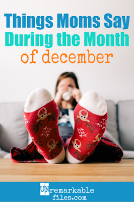 This is the time of year we can all use a little Christmas parenting humor, right? If you're one step away from a nervous breakdown, you'll love these funny and relatable mom truths about Santa, baking, decorating, and holiday stress during a Christmas with kids. #holidaystress #reallife #sotrue #parentinghumor