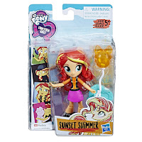My Little Pony Equestria Girls Minis Sunset Shimmer Theme Park Collection Single Figure
