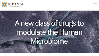 Vedanta Develop New Class Of Drugs That Modulate The Human Microbiome