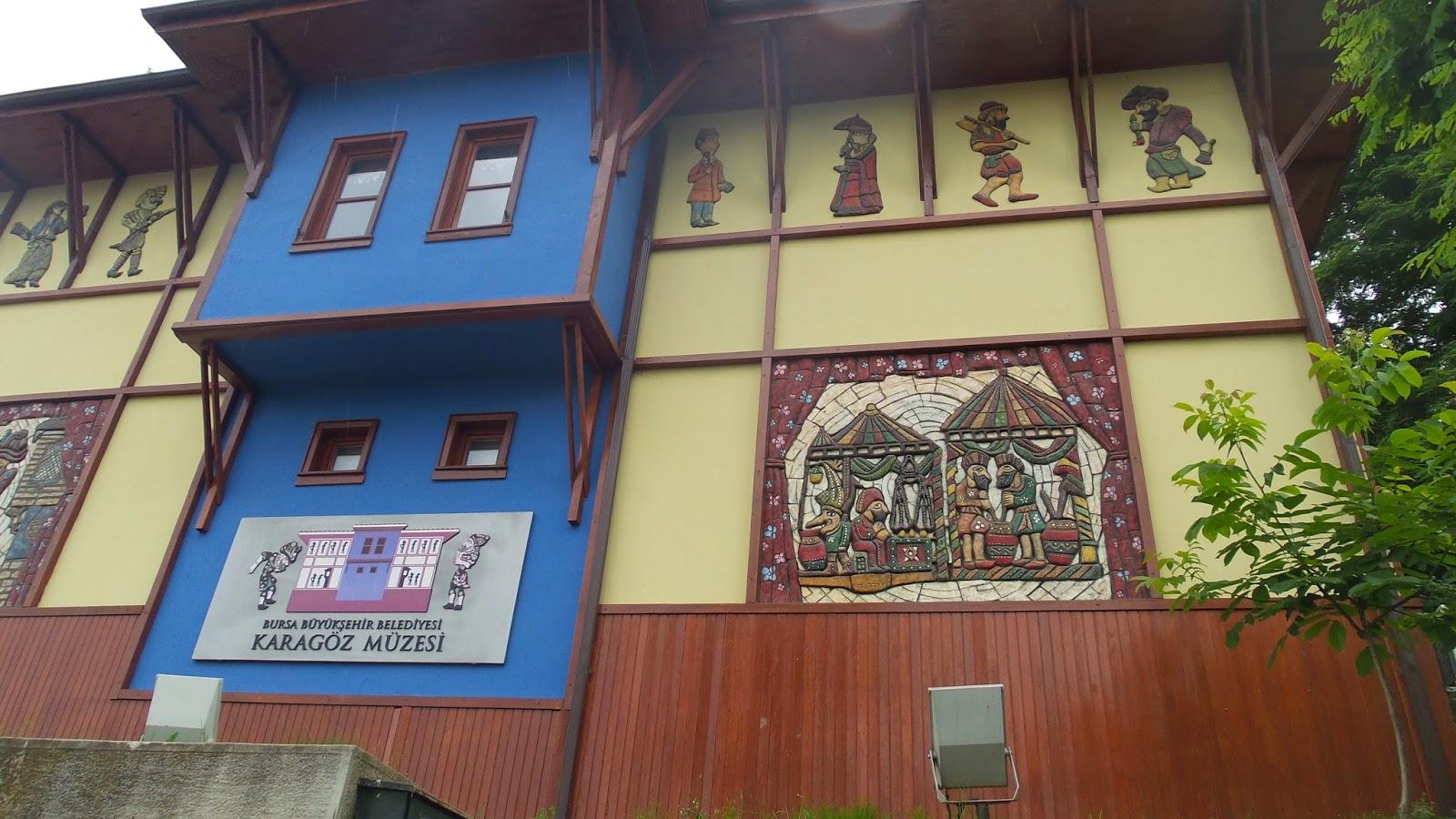 Bursa Hacıvat Karagöz Müzesi