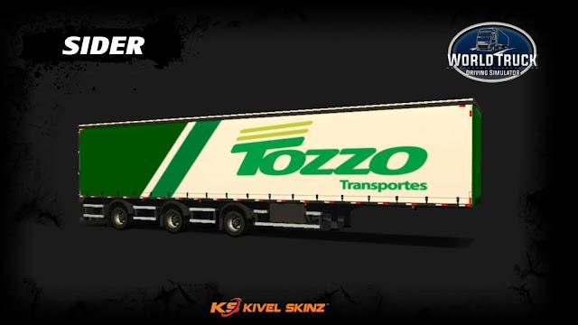 SIDER - TOZZO TRANSPORTES