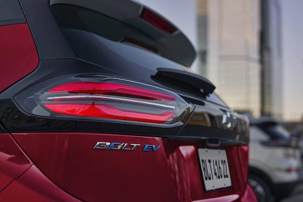 Novo Chevrolet Bolt 2022 chega ao Brasil em setembro