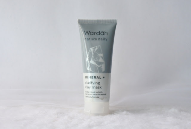 Wardah Mineral+ Clarifying Clay Mask
