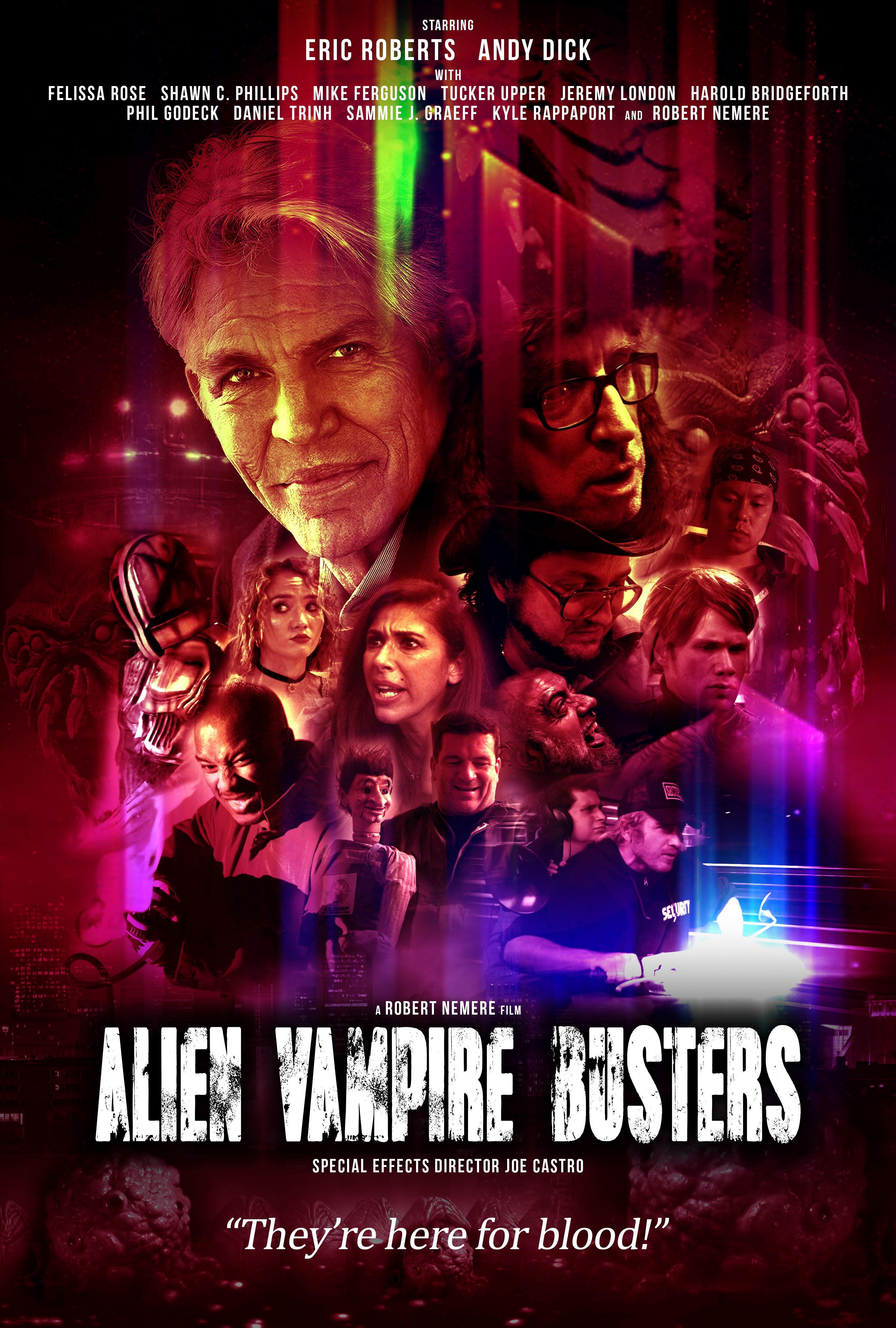 Alien Vampire Busters