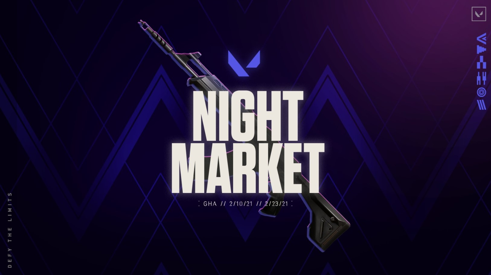 Valorant is back with Night Market 2.0