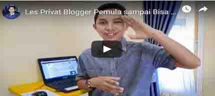 Les Privat Blogger Pemula