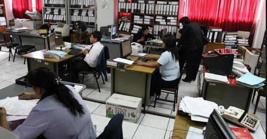 SERVIR: Trabajador inhabilitado no puede ejercer función pública bajo ninguna modalidad contractual, según Informe Técnico N° 00454-2021-SERVIR-GPGSC