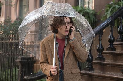 Día de lluvia en Nueva York fotograma