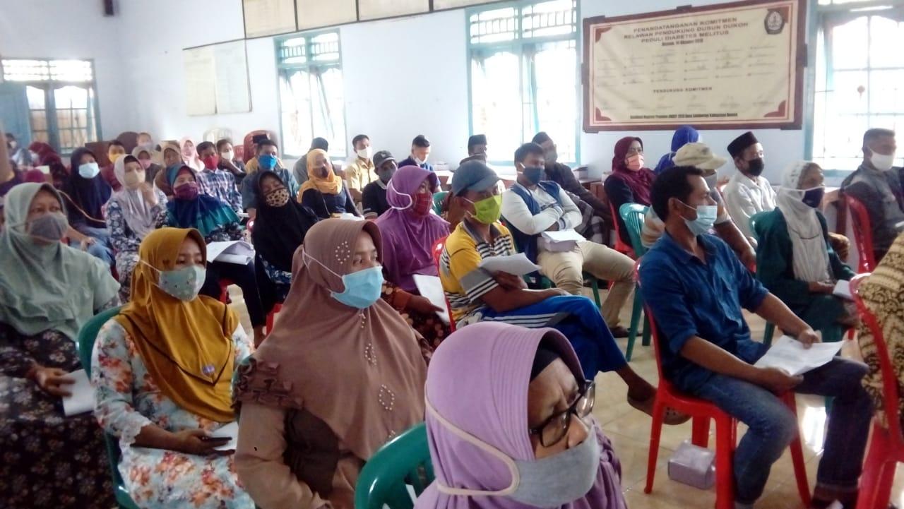 BPN Bagikan 1.168 Sertifikat Tanah Warga Desa Sumberejo Mranggen