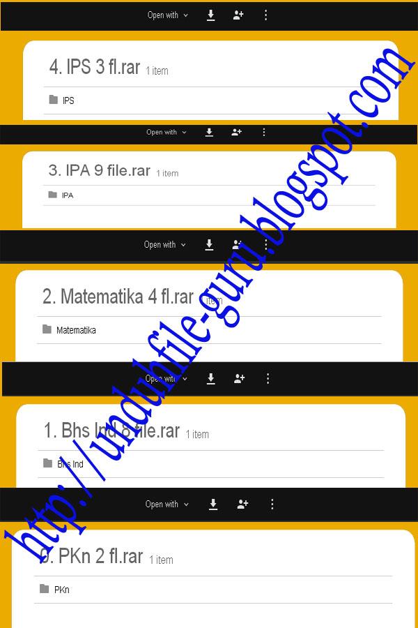 Unduh File Kumpulan Soal Soal Kelas Iv Sekolah Dasar Sd Unduh File Guru