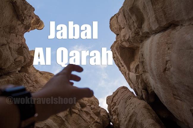 Jabal Al Qarah by Elriz Buenaventura