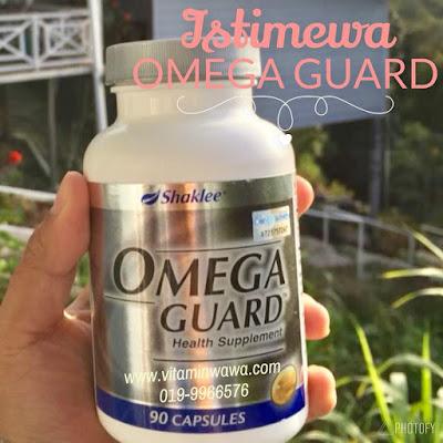 Keistimewaan Omega Guard Shaklee, Omega Guard Shaklee, Omega Guard Shaklee, Pengedar shaklee pengerang, pengedar shaklee johor, pengedar shaklee bandar penawar, pengedar shaklee paka