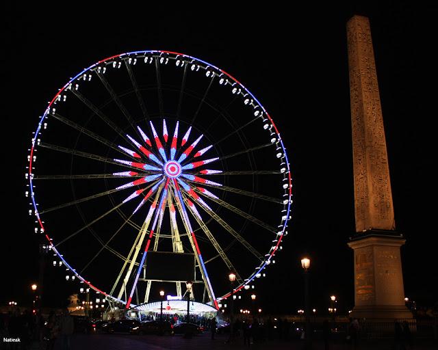la roue de Paris